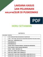 4. Tatalaksana Kasus Dengan Pelayanan Akupresur Di Puskesmasku - Copy