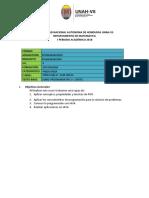 Programa de Programacion II