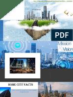 Smart Sustainable City Presentation