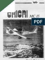 Cri Cri  MC-15