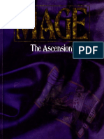 Mage the Ascension Core Rule Book