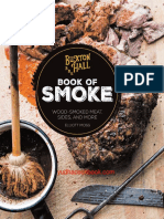 Buxton Hall Barbecue's Book of Smoke Wood-Smoked Meat, Sides, And More