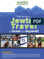 Your Partner in Jewish Travel