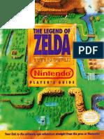 Zelda SNES guia oficial.