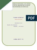 Formato Caso Clinico Periodoncia