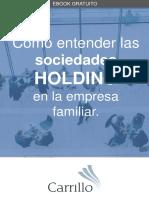Las Sociedades Holding eBook