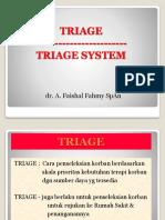 Triage Rev