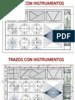 Trazo Con Instrumentos Detalle Membretes