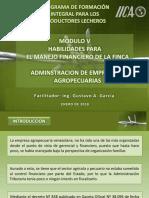 Administracion de Empresas Agropecuarias (Nestle - Iica)