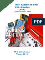 Cop Depan Pokja Manajemen Fasilitas Dan Keselamatan (Mfk)