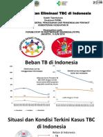 Strategi Eliminasi TBC