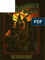 WOD - Mage - The Dark Ages - The Sorcerer's Crusade - Swashbuckler's Handbook
