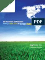 International Institute for Sustainable Development - Brochure