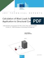 Blast Load on Structure