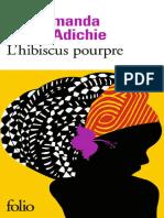 Chimamanda Ngozi Adichie - L'Ibiscus Pourpre