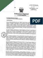 Convenio 0283-2014-GRA Bolsa de Trabajo
