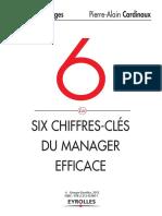 6 Chiffre Clés RH