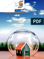 Property Insurance Policy Document - PDF