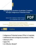 Cocou & May - LITTORAL 2010 - Managing the Northern Australian Coastline through Indigenous Protected Areas