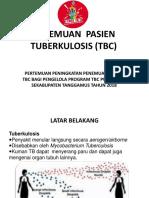MI.1 Penemuan Dan Pengobatan Pasien TB Untuk Wasor