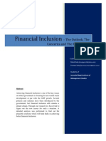 Financial Inclusion Final