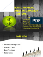 Intgrated financial management information system