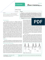 Austin Journal of Robotics & Automation