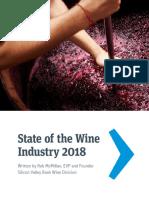 SVB 2018 Wine Report