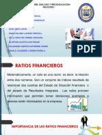 Exposicion Ratios Financieros Grupal