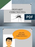 Demam Chikungunya Penyuluhan Tebet