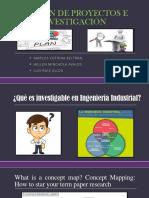 Gestión de Proyectos e Investigación