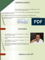 Presentación OPT