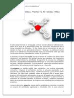 Diferencia Entre Plan - Programa- Proyecto - Actividad - Tarea (1)