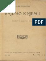 Hajdmo k Njemu-novela Iz Kristove Dobe-Henrik Sienkiewicz