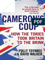Toynbee, Polly_ Walker, David - Cameron's Coup_ How the Tories Took Britain to the Brink (2015, Guardian Faber Publishing).epub