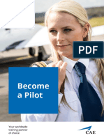 Become a Pilot Brochure