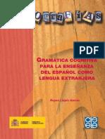 Gramática Cognitiva Para La Enseñanza de ELE