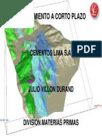 01-PL03 Planeamiento a Corto Plazo Cementos Lima Sa-PERU