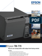 TM T70 Brochure