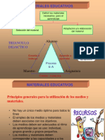 materiales educativos 2018