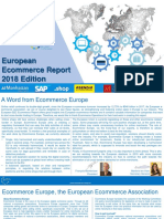European Ecommerce Report 2018