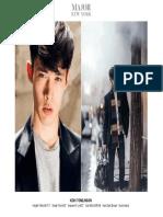 KOKI TOMLINSON Major-Model-Management
