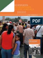 Plan de Respuesta a Flujos Migratorios Mixtos Desde Venezuela - 2018 Final (1)