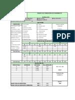 Formulario Excel Pci