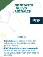 KANDIDIASIS VULVO VAGINALIS