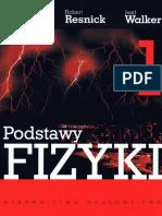 Resnick Halliday - Podstawy Fizyki 1 - eBook Pl - Fizyka i
