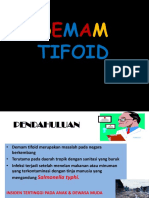 PPT Penyuluhan Demam Typhoid
