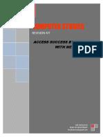 Computer Studies Study Kit