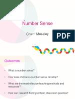 7A Cherrie Moseley Number Sense