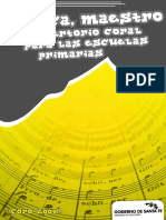 Cuadernillo 2009 Plan Coral